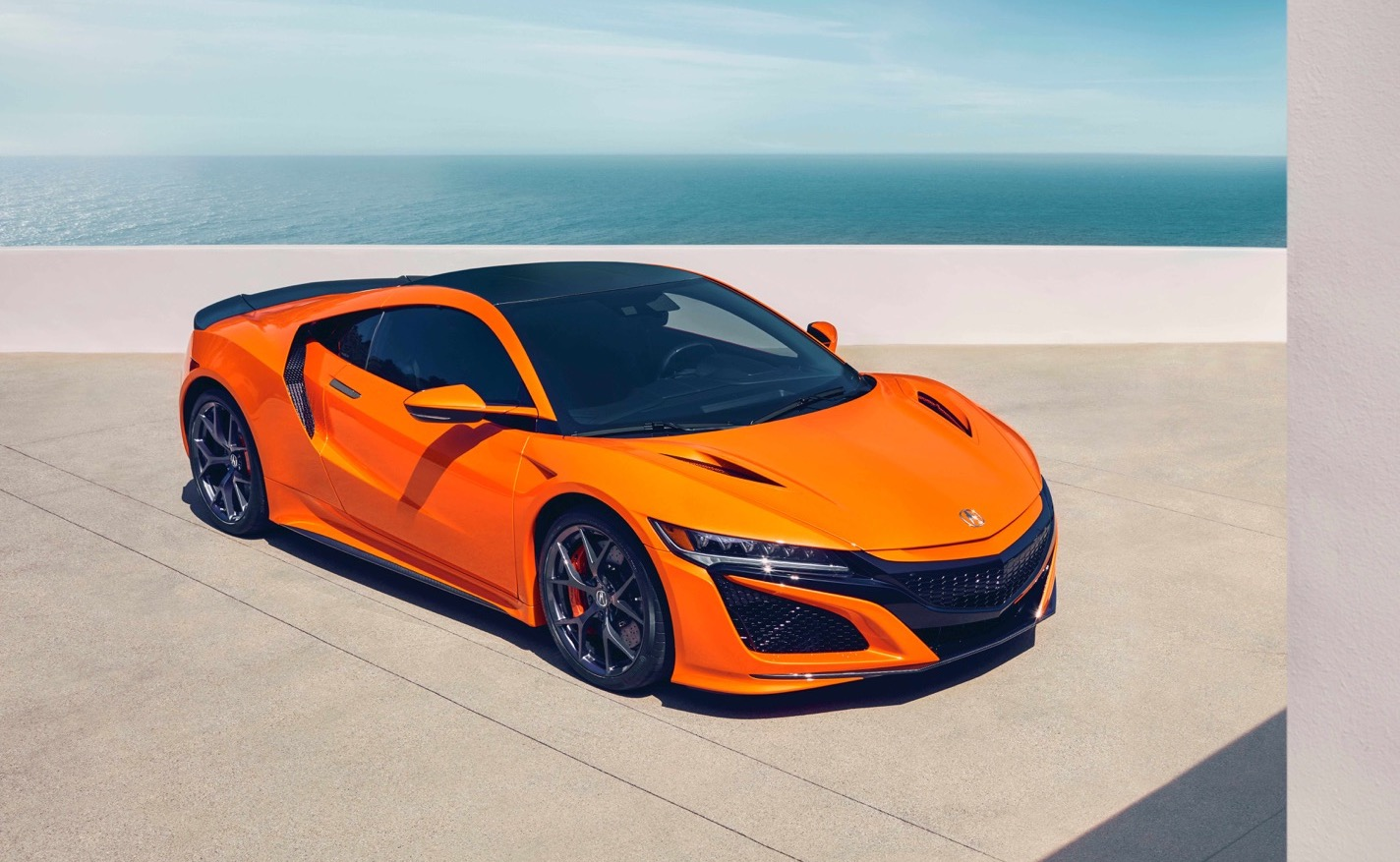 2019 Acura NSX Gets A Refresh