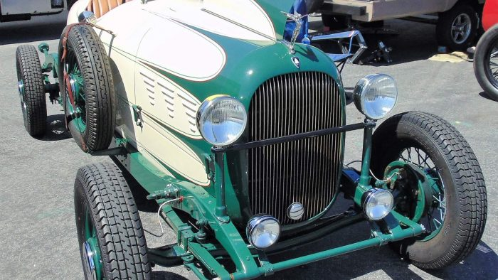 1933 Plymouth Speedster