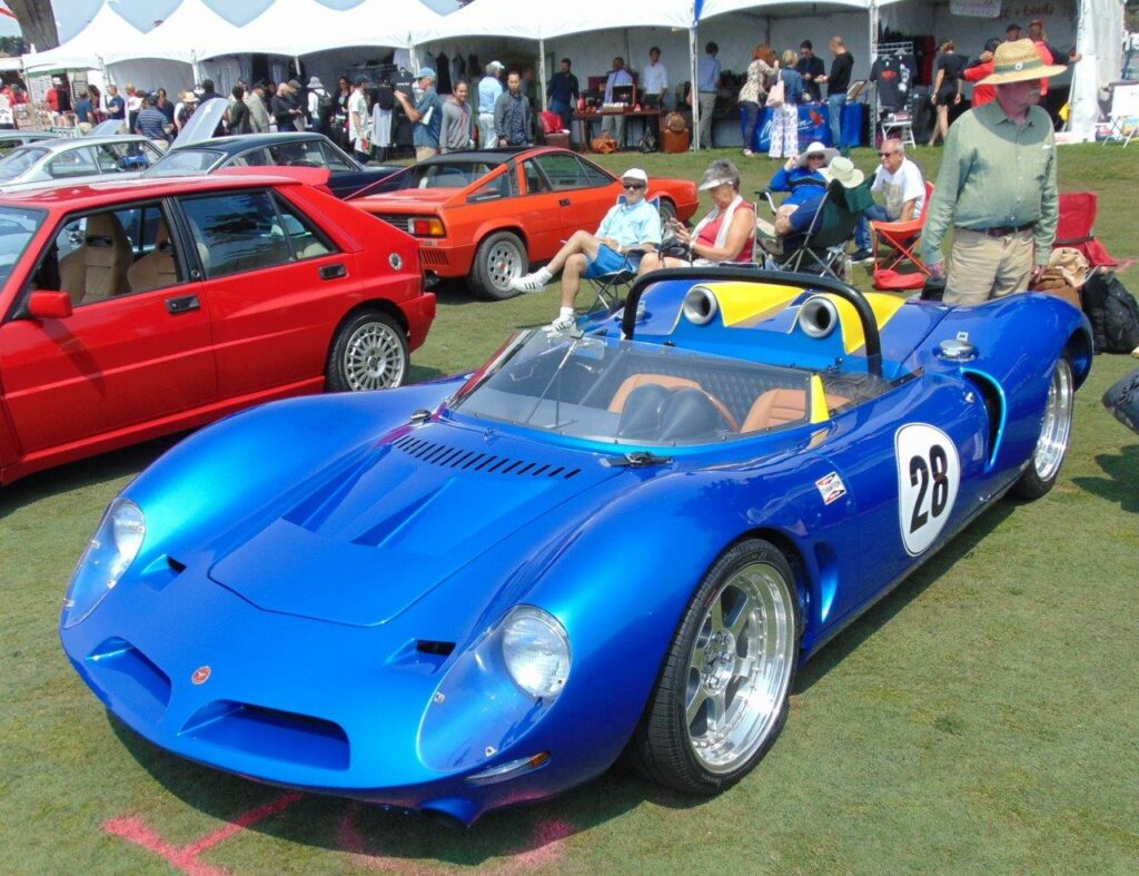Bizzarrini P538 blue