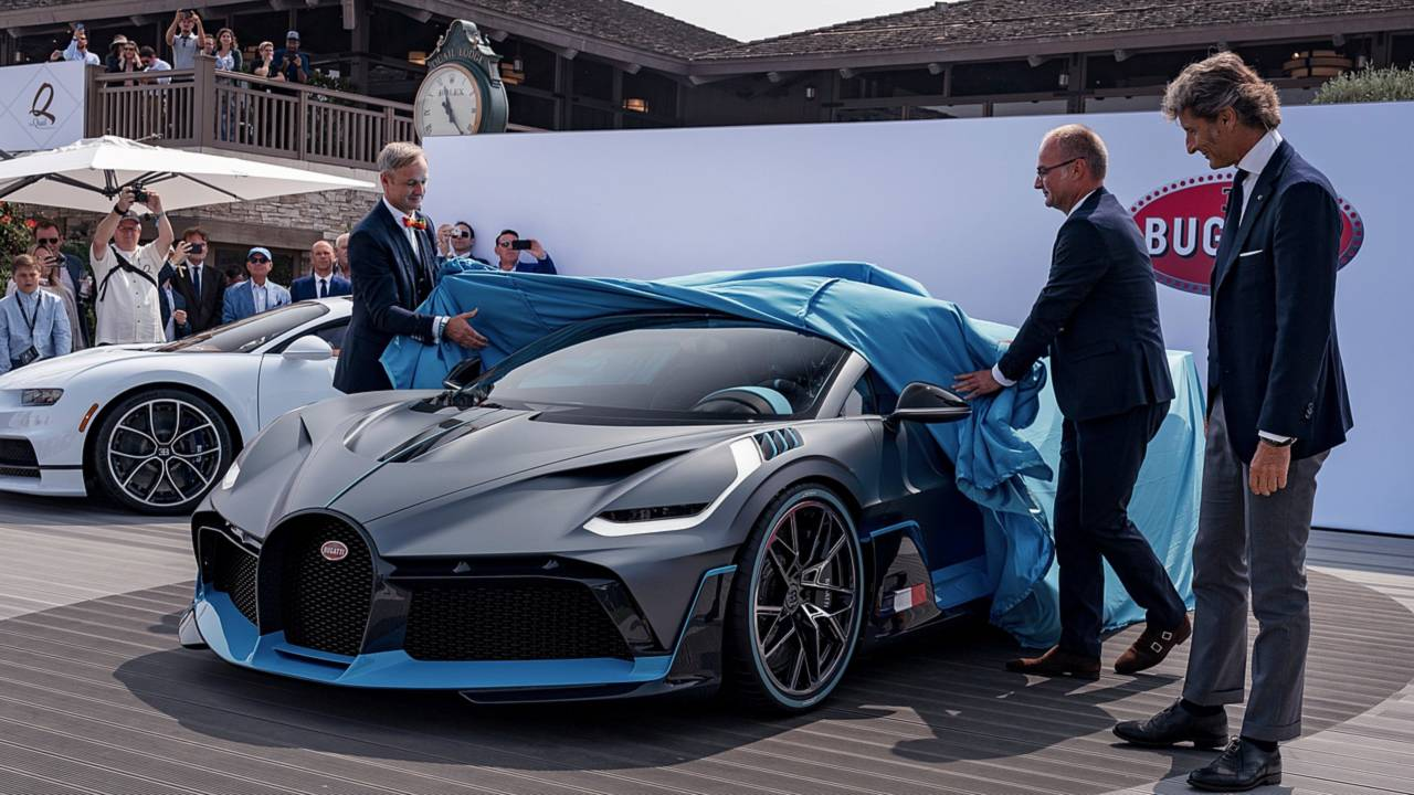 How Much Is A Maserati >> Bugatti Divo: Built For The Corners