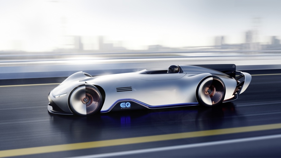 Mercedes Benz Vision Eq Silver Arrow An Insight Into Future Designs