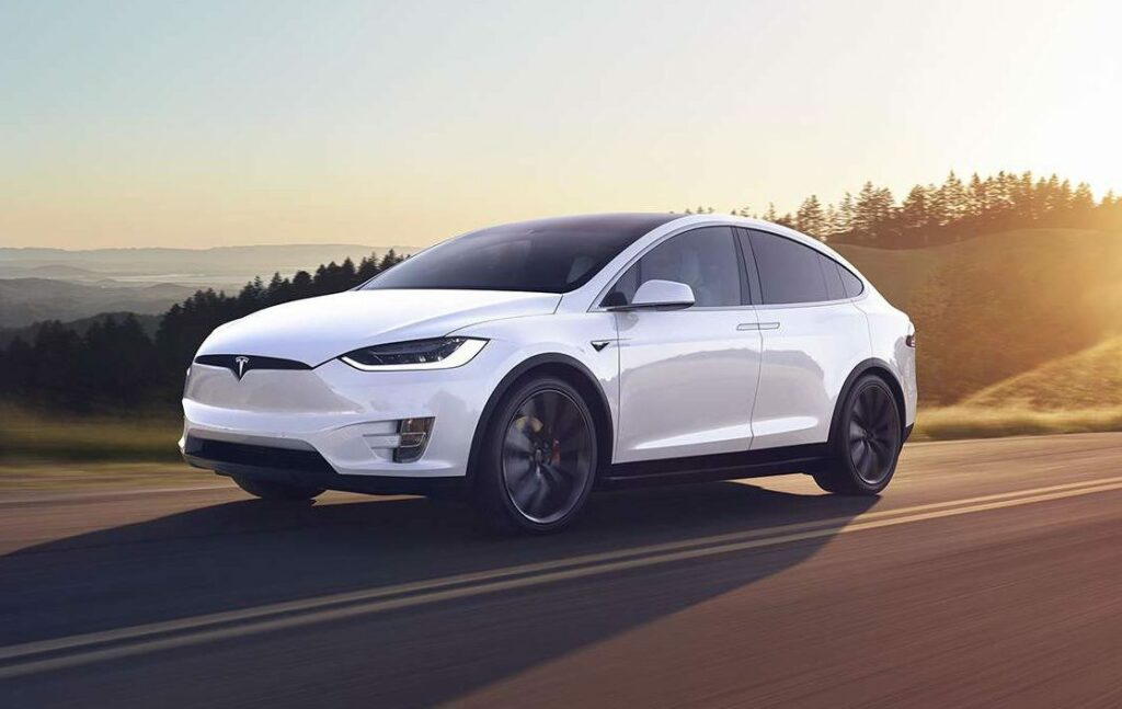 Tesla Model X P100D 'Ludicrous Speed' Upgrade