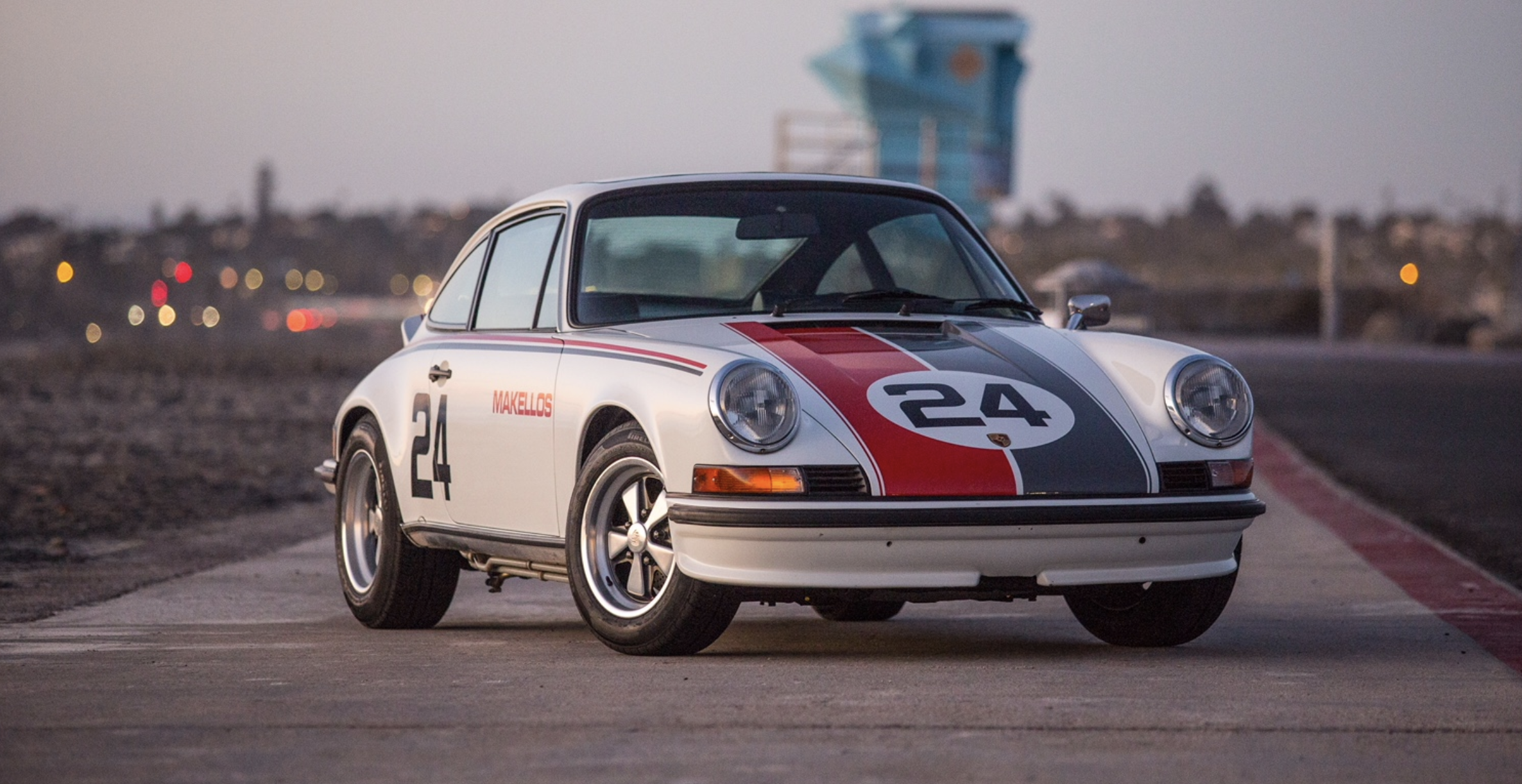 1973 Porsche 911RS Hot Rod