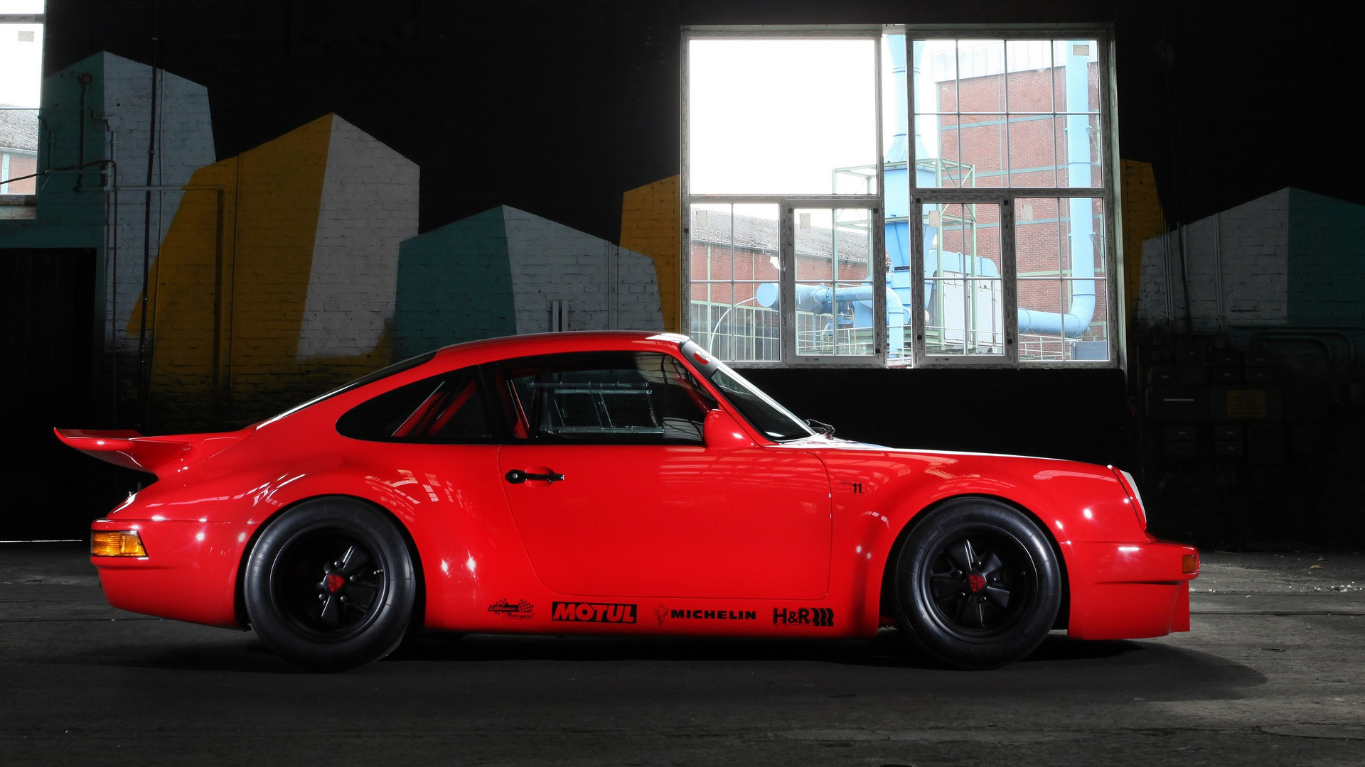 911 RS 3.5 Evolution