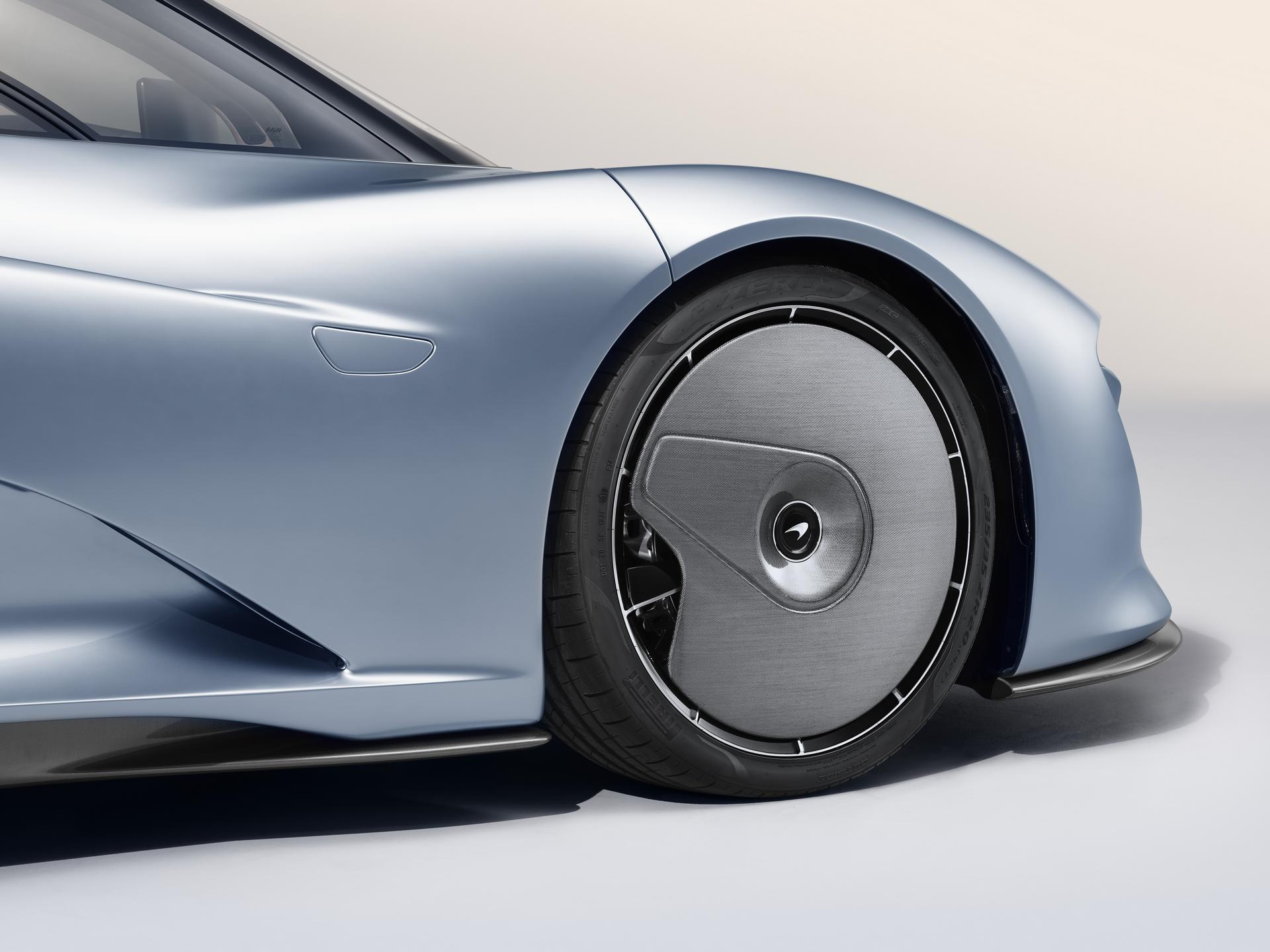 McLaren Speedtail Front Wheels