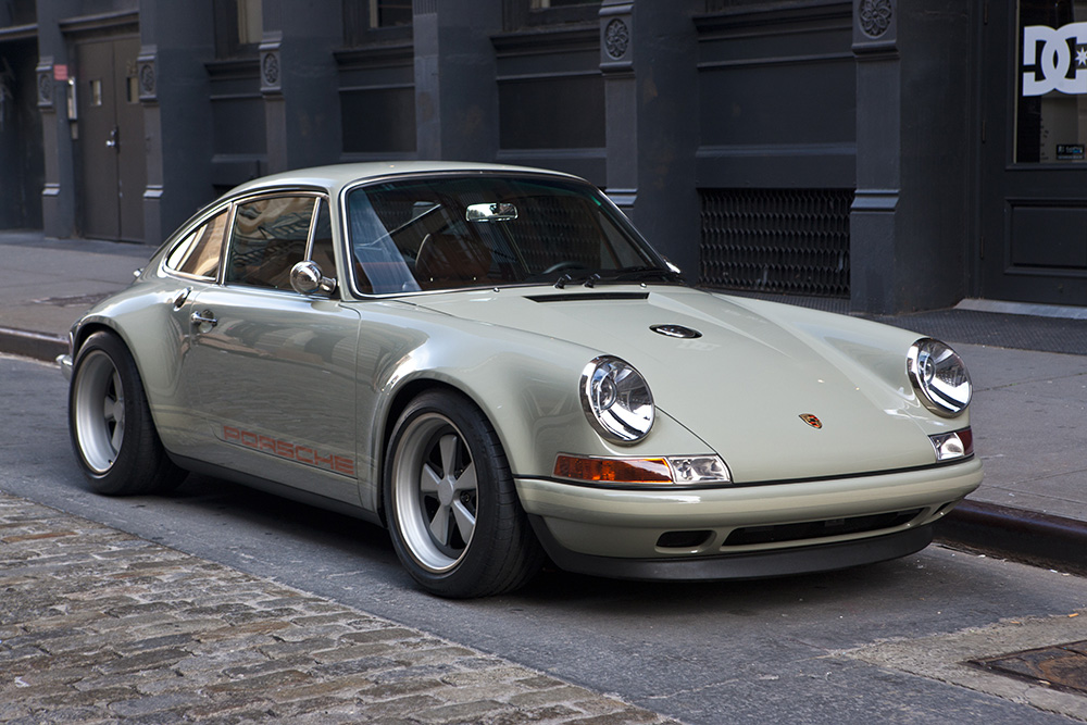 Singer Porsche New York