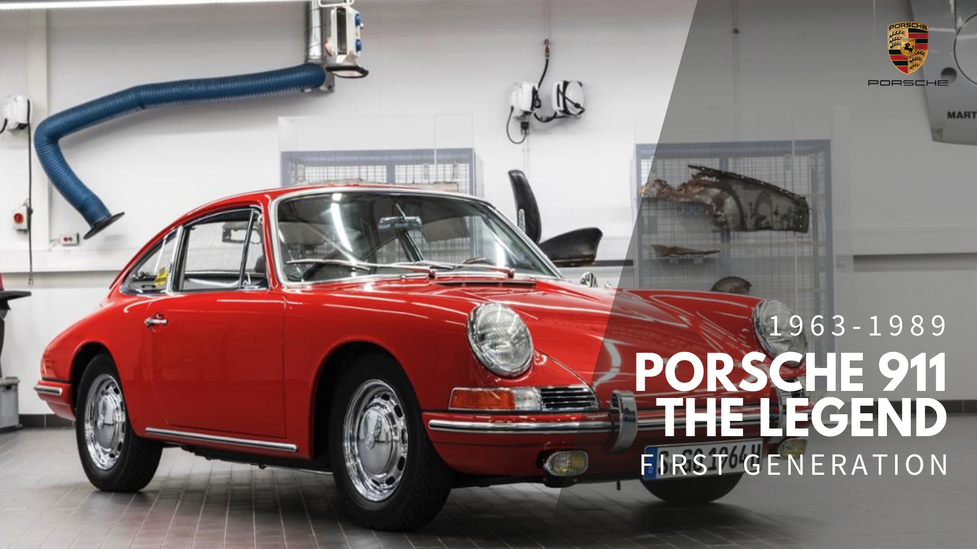 Guide to the Porsche 911 Generations Every Generation Explained