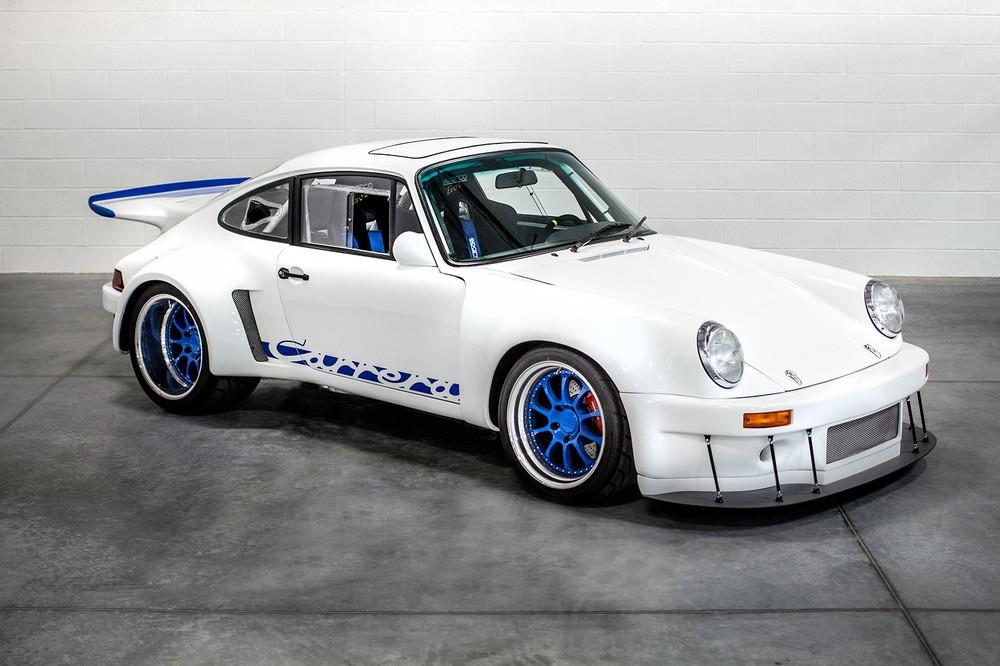 1991 964 RSR Twin Turbo