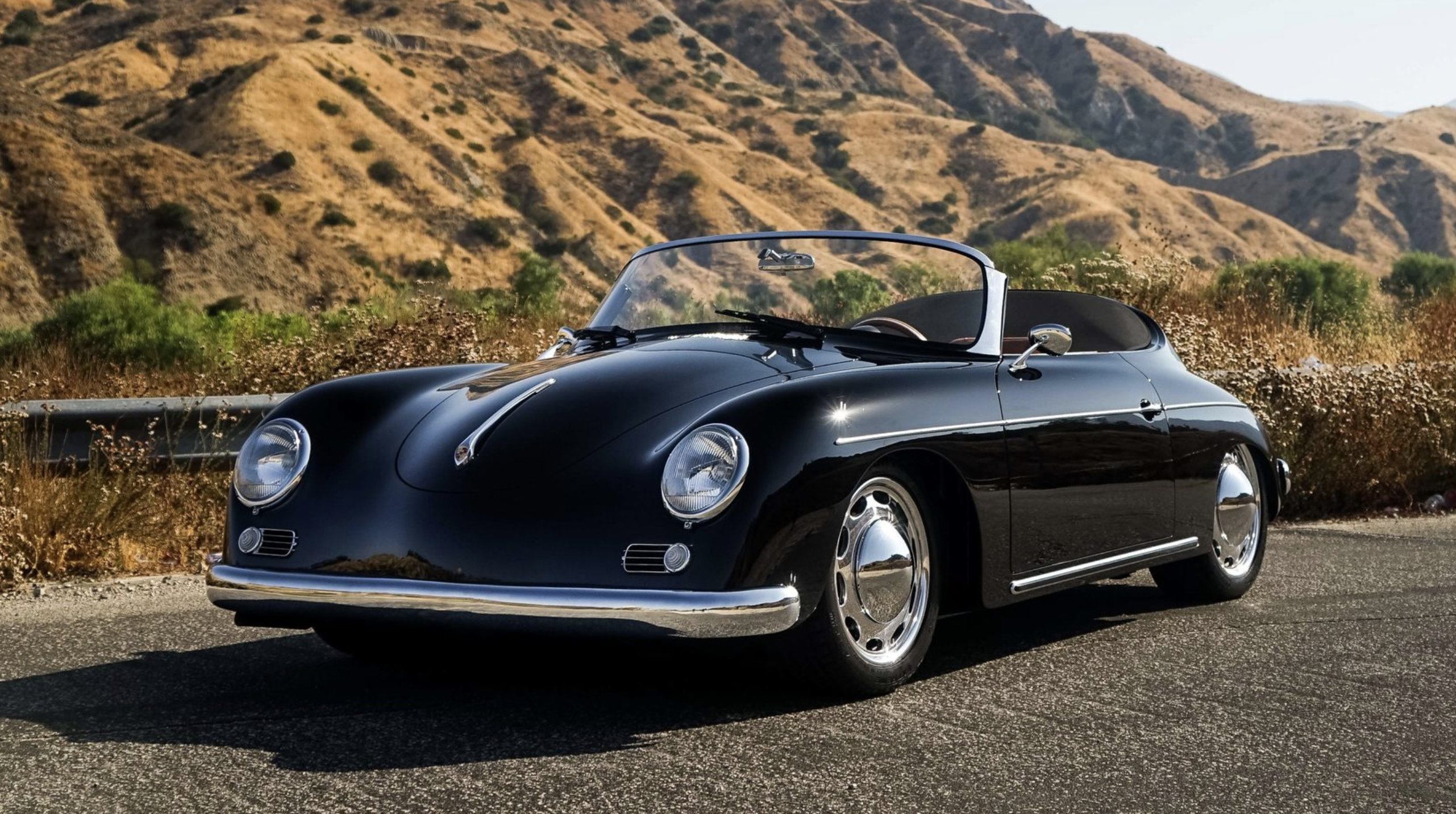 West Coast Customs 1965 Porsche 356 Restomod