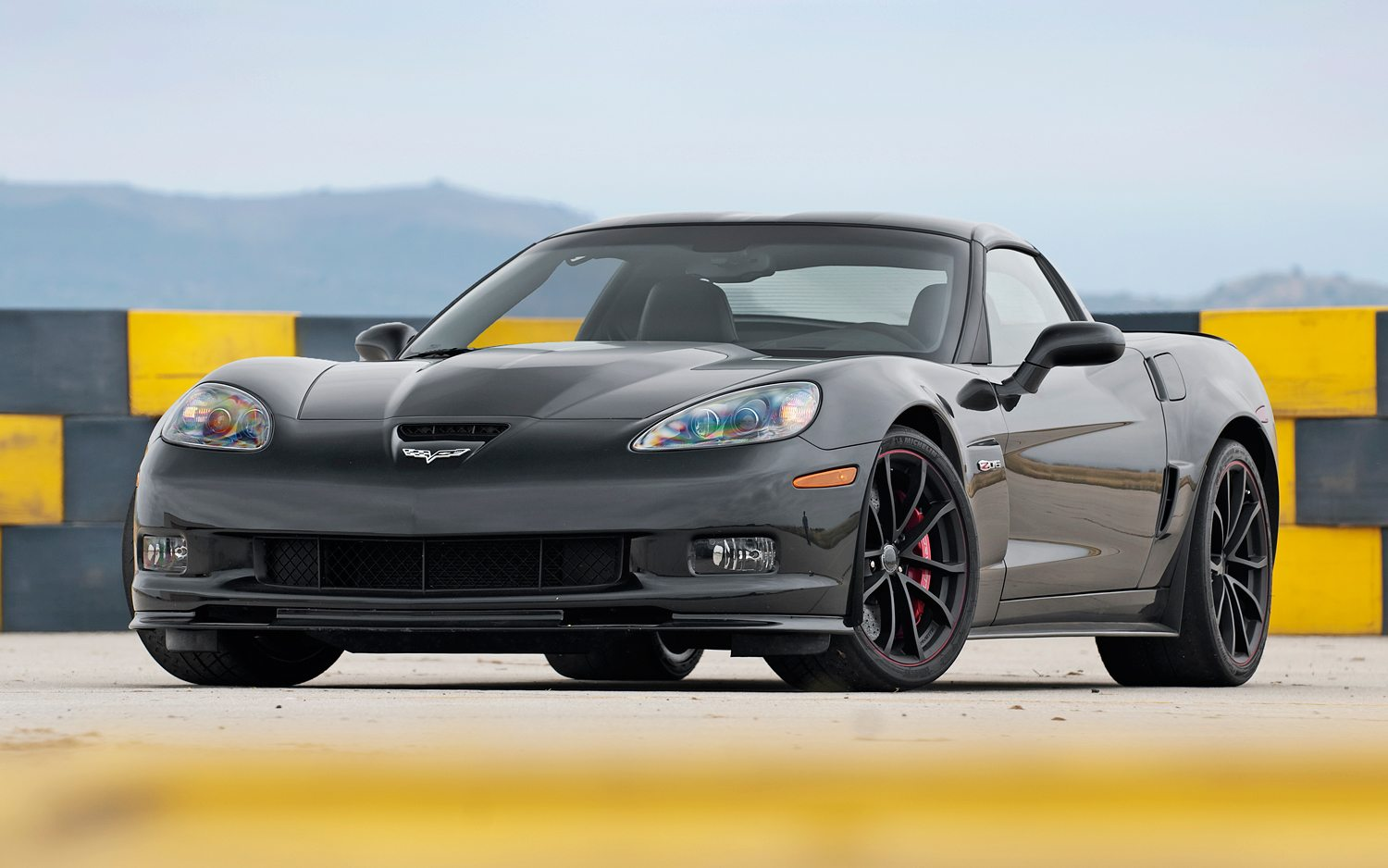 Chevrolet Corvette Z06/ZR1 (C6)