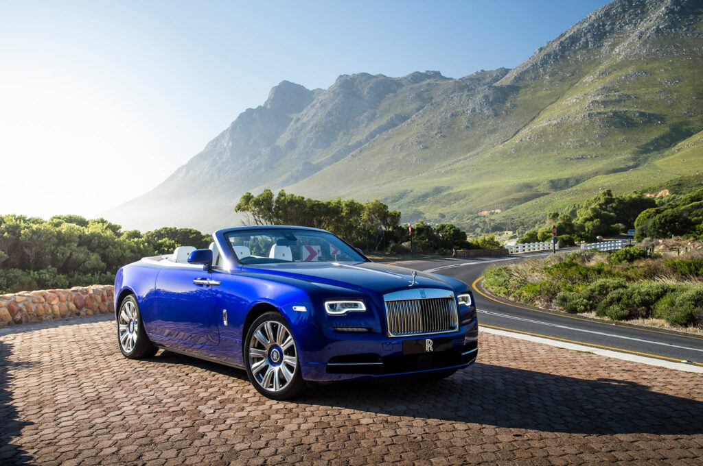 Rolls Royce Ghost / Dawn