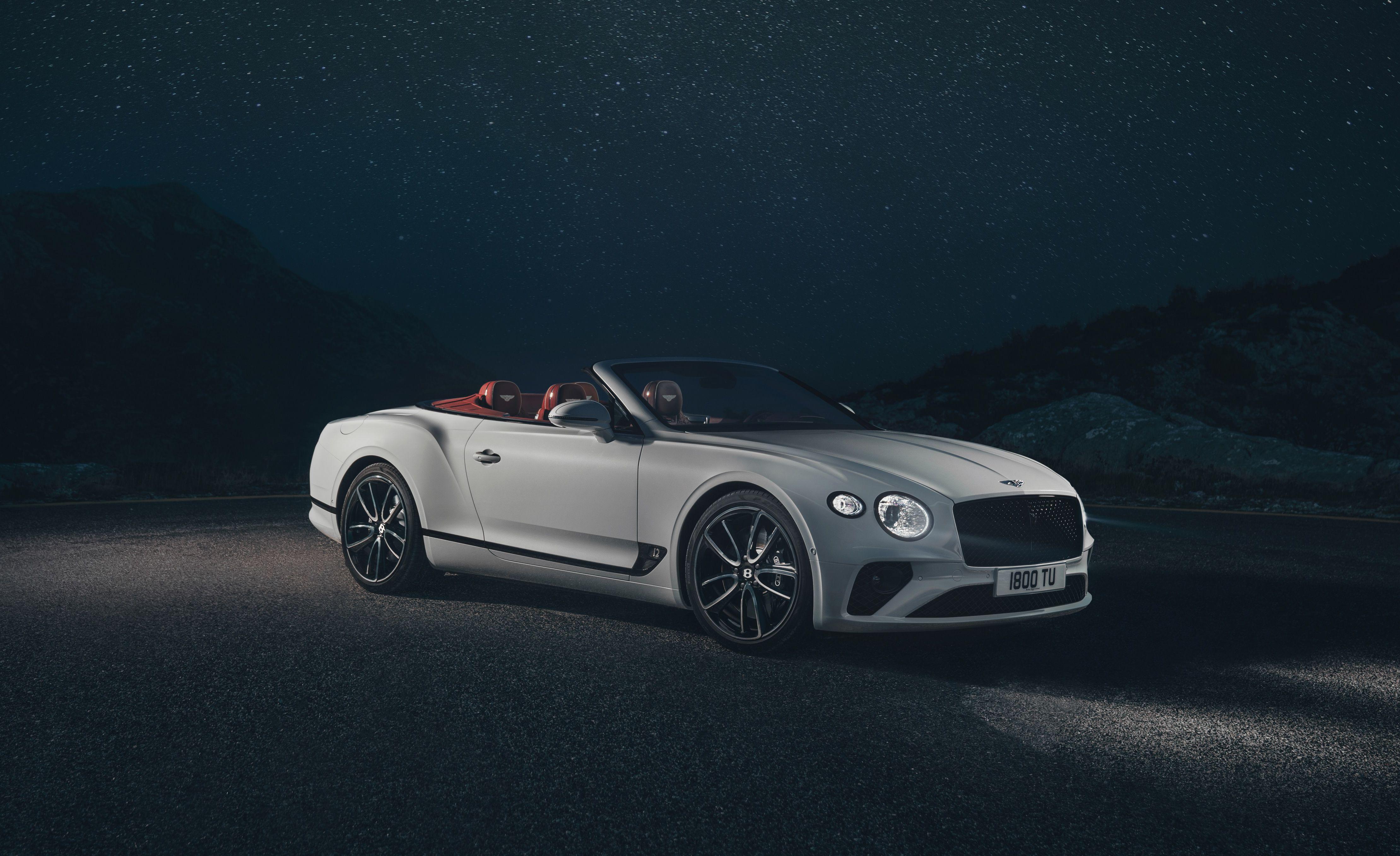 What To Do With Old Car Seats >> 2020 Bentley Continental GT Convertible