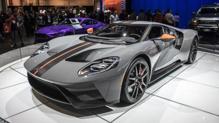 Special-Edition 2019 Ford GT Carbon Series