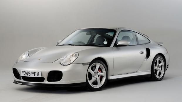 Porsche 911 Turbo (996 Generation)
