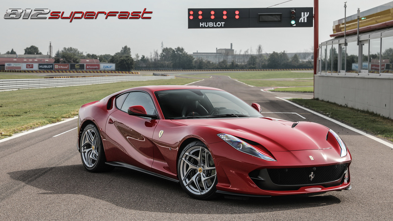 All 2018 Model-Year Cars Powered by V12 Engines