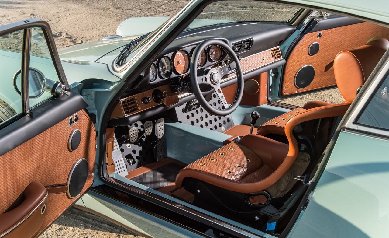 Singer Porsche Creators Of The Ultimate Porsche 911s