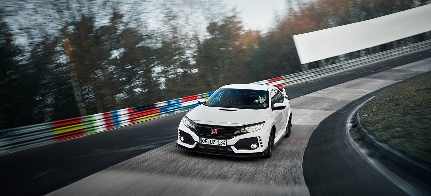 Honda Civic Type R (New)