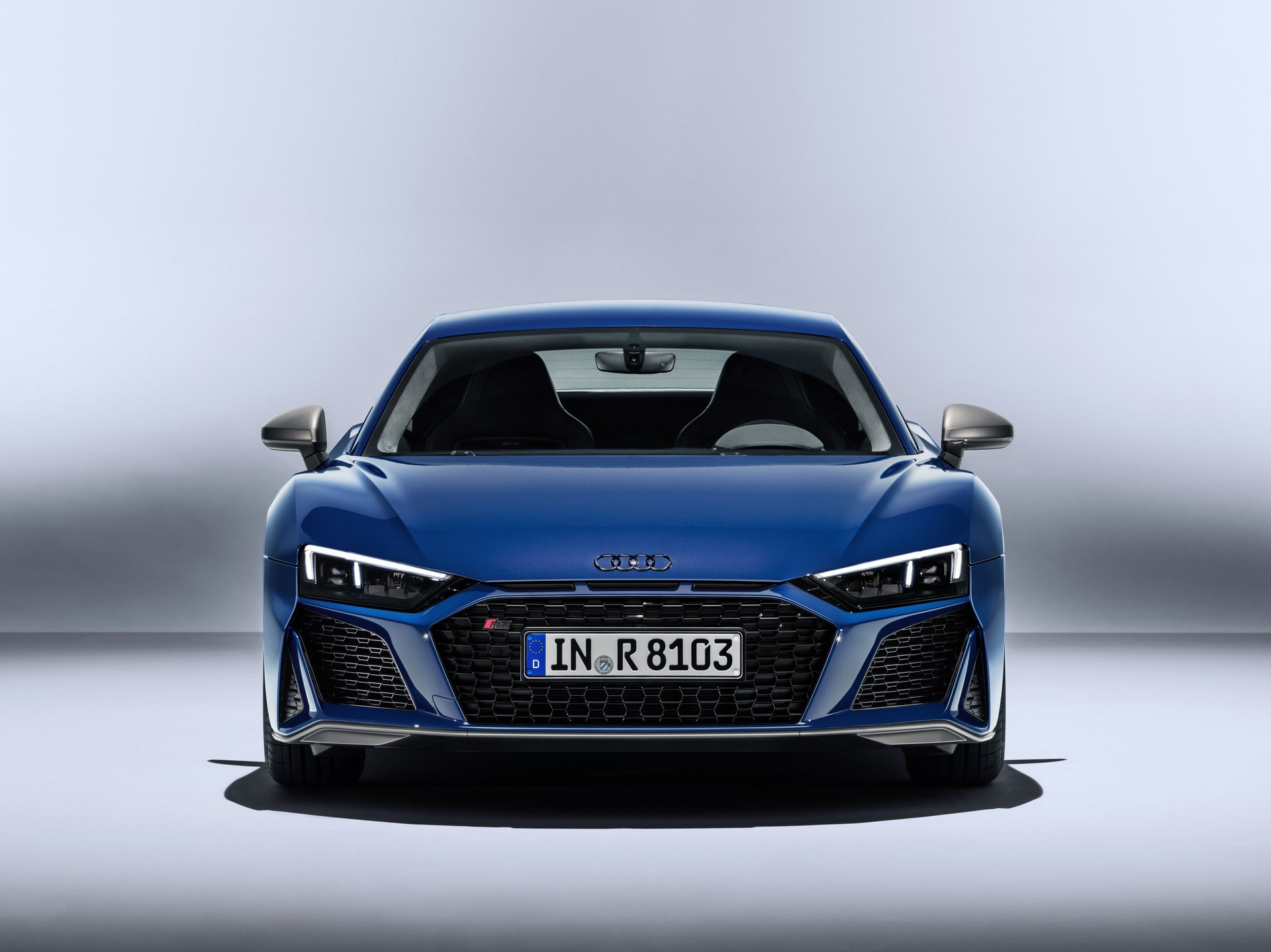 Audi R8 Refreshed For 2019 Audi Supercarsnet