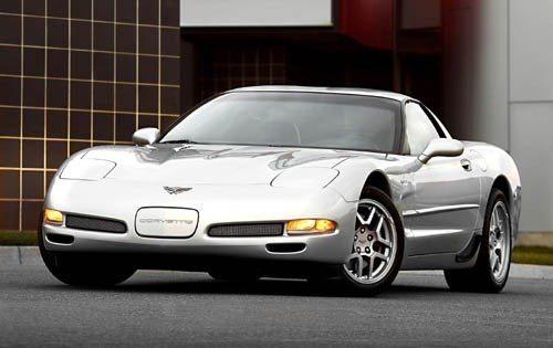 13. 2003 Corvette Z06
