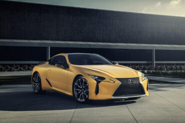 2019 Lexus LC500 Inspiration Series