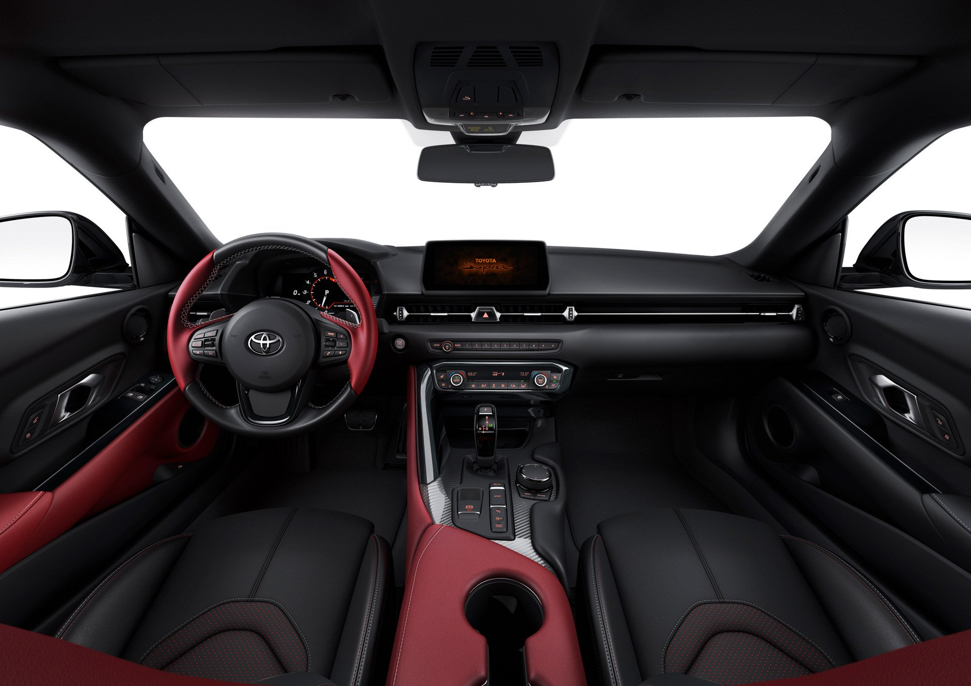 Toyota Of Surprise >> Say Hello to the Toyota Supra GR's Interior Before It's ...