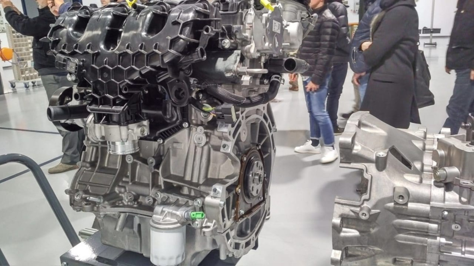 2.3l Ford Ecoboost engine for the Dallara Stradale