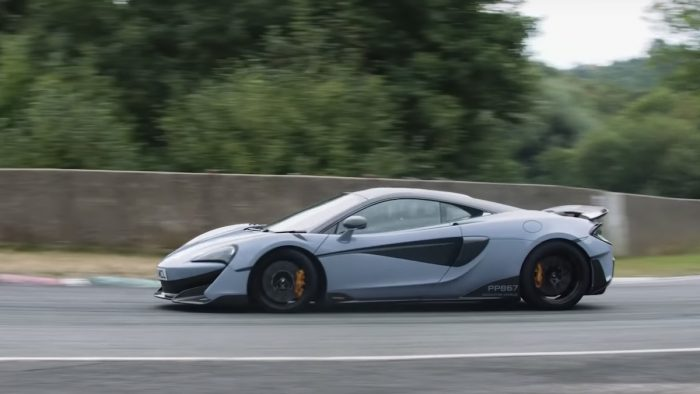 Chris Harris drives McLaren 600LT