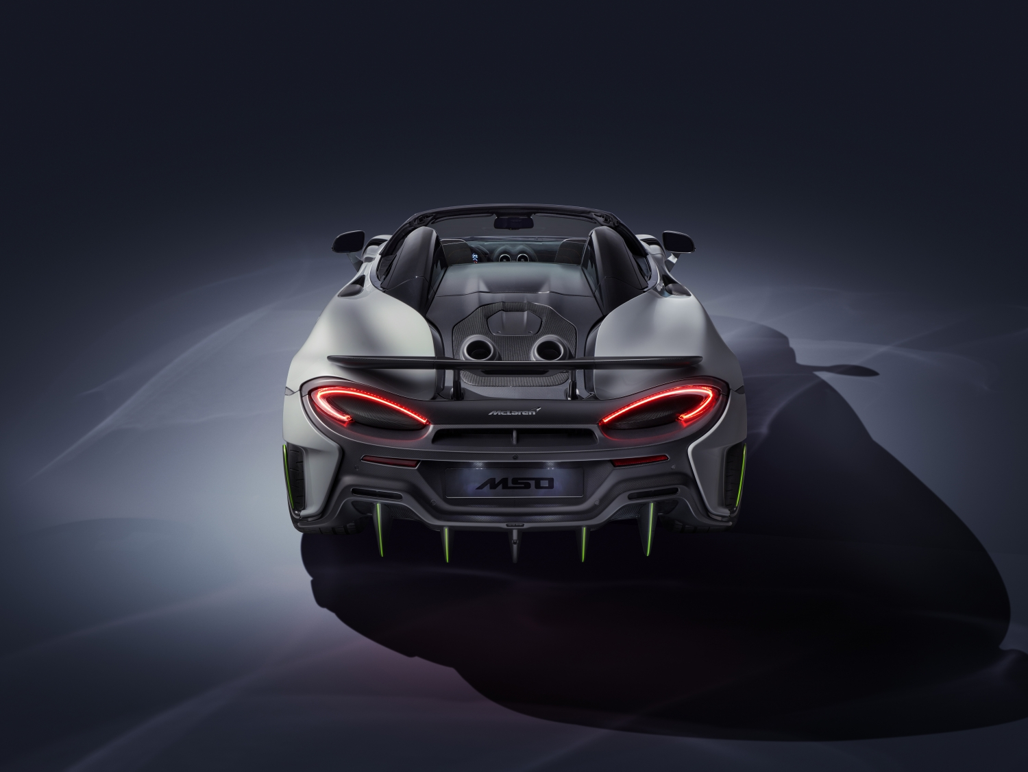 McLaren Special Operations 600LT Spider