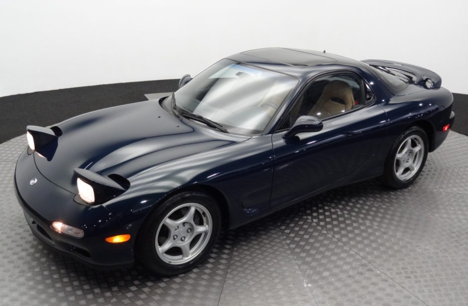 this ultra low mileage 1994 mazda rx 7 is for sale news. Black Bedroom Furniture Sets. Home Design Ideas