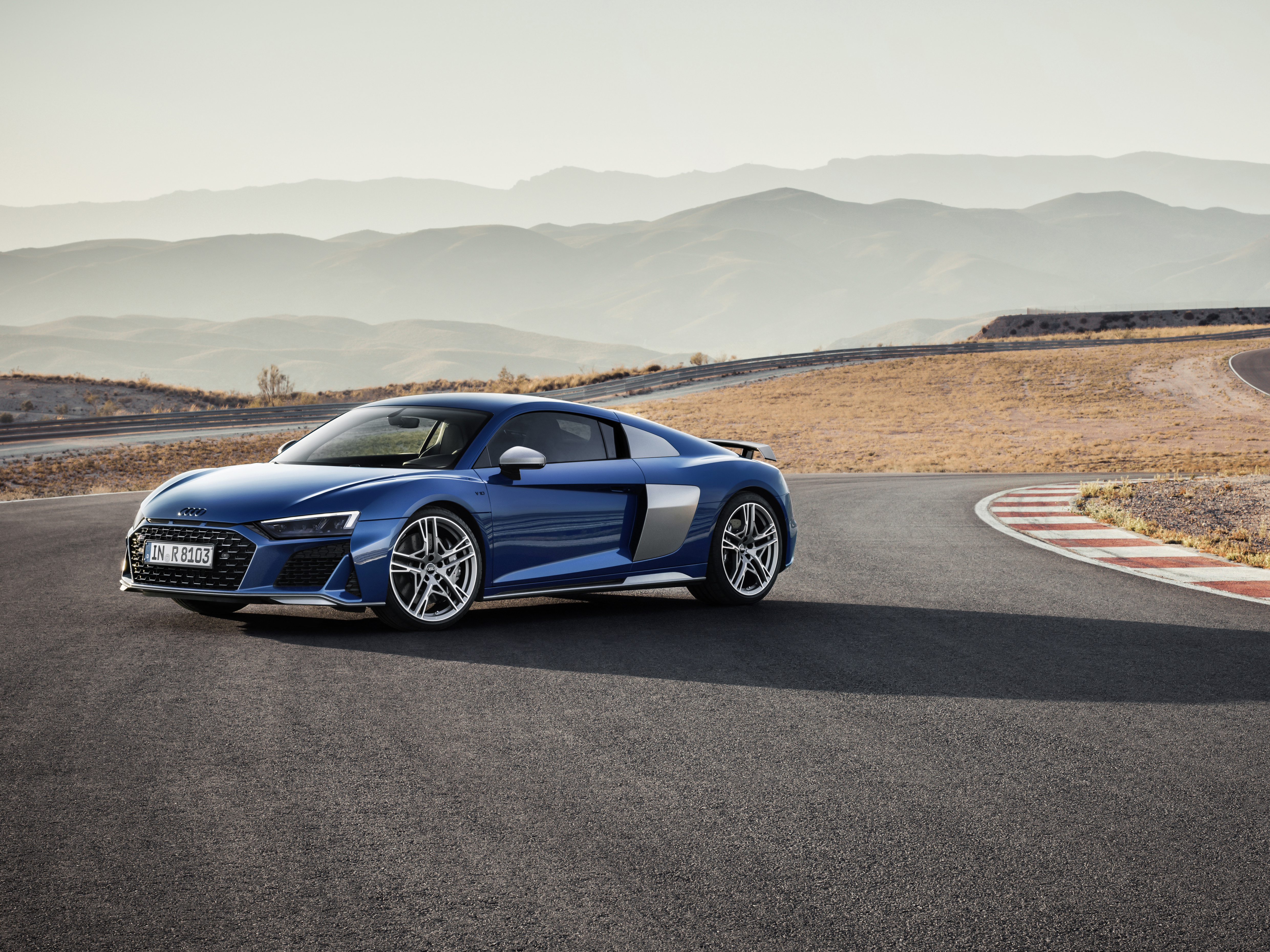 The 2020 Audi R8 Makes Its U S Debut In New York News Supercars Net