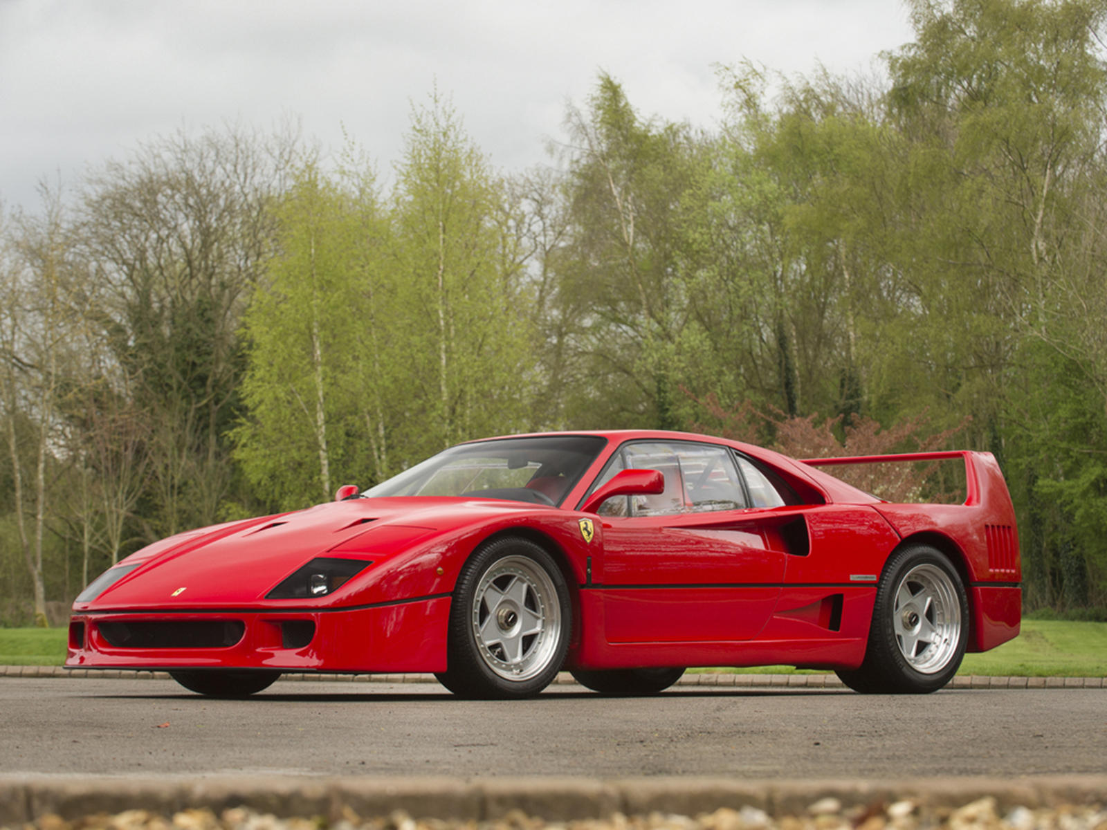This Ultra Rare Ferrari F40 Prototype Is for Sale | News | SuperCars net
