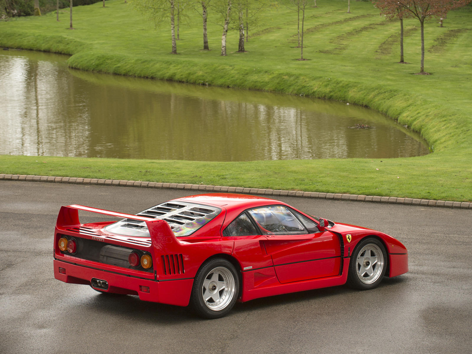 This Ultra Rare Ferrari F40 Prototype Is For Sale News Supercars Net