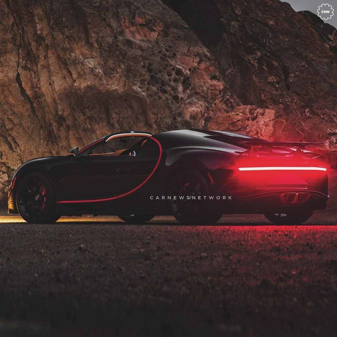 Bugatti Chiron: Bugatti Should Build This Open-Top Chiron