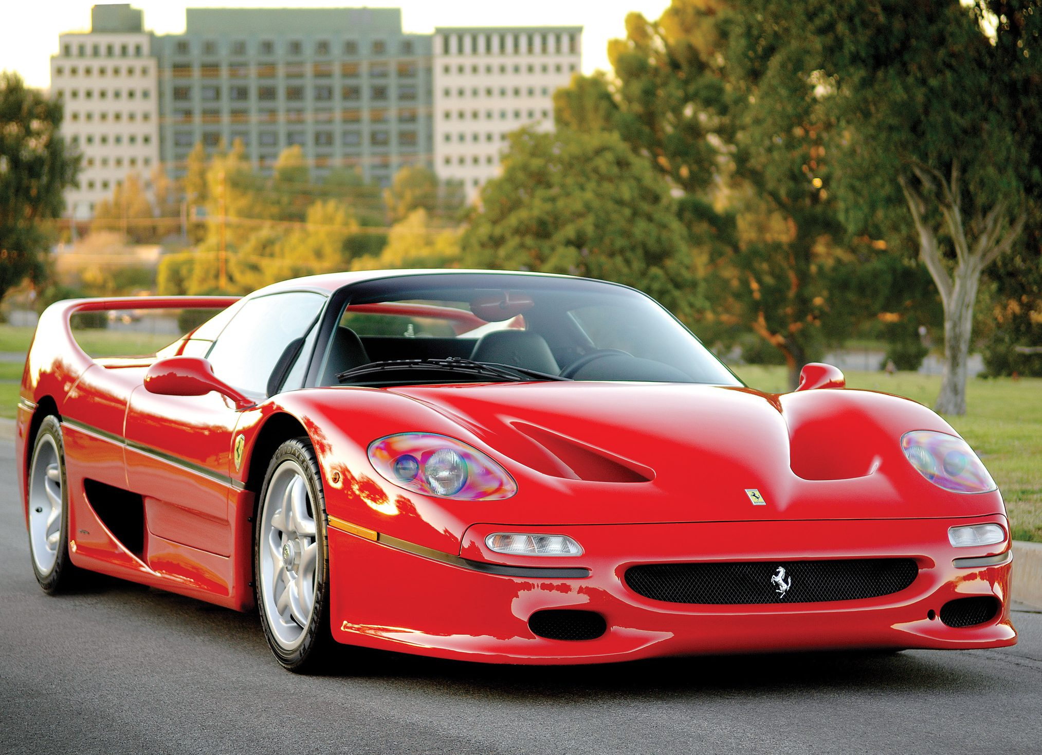 Ferrari F50 Best 90s Supercars