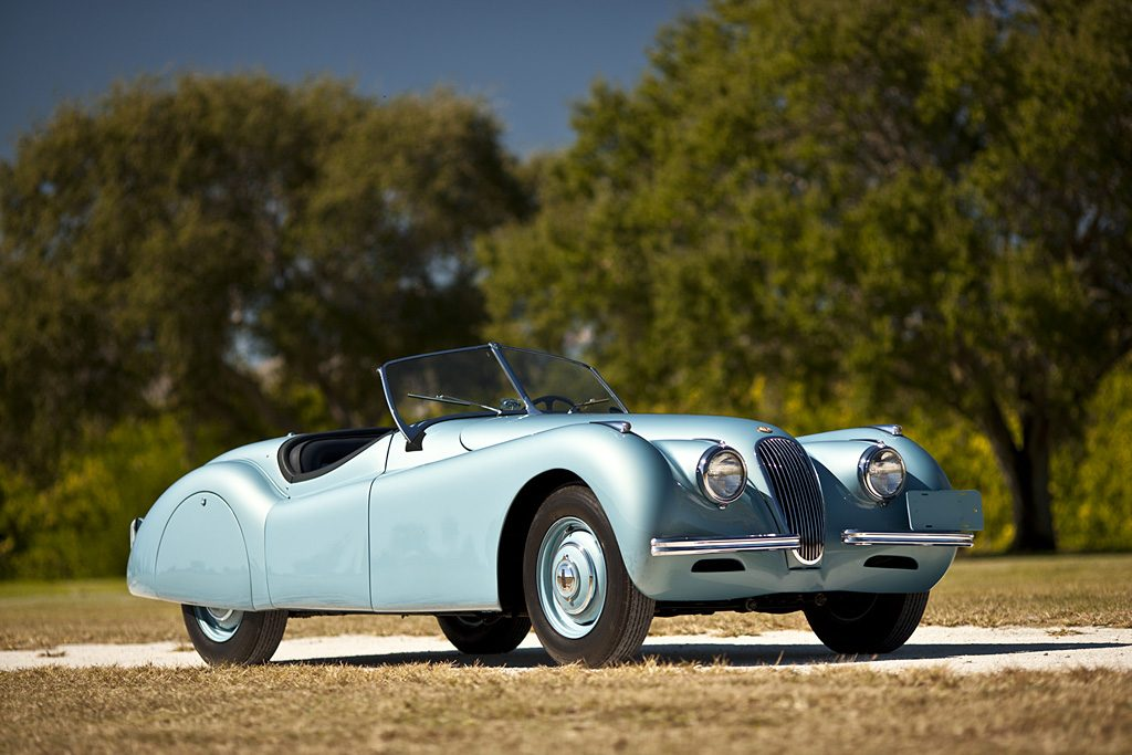 Jaguar XK120 Alloy Roadster