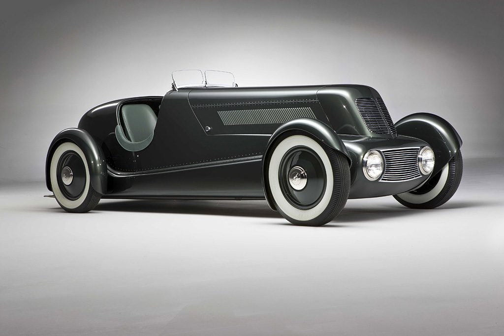 Lincoln Ford 40 Special Speedster