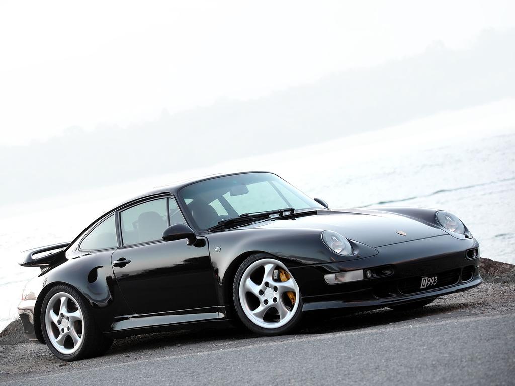 Porsche 911 Turbo S (993)