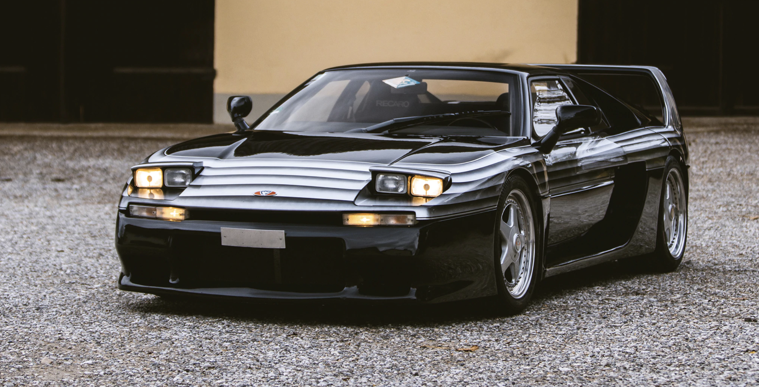 40  forgotten supercars of the 1990s
