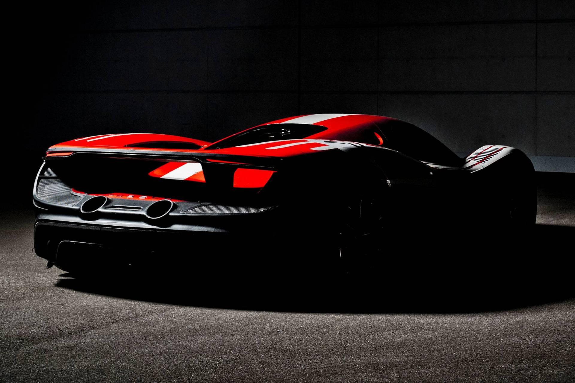 Porsche concept 917