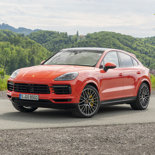 Cayenne Coupe (New)