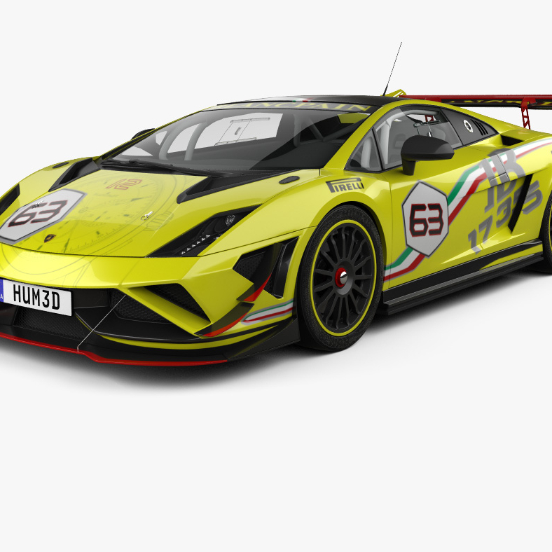 Gallardo LP 570-4 Super Trofeo