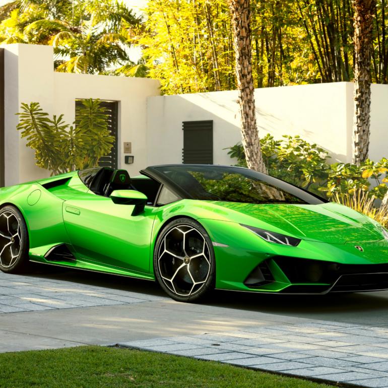 Lamborghini 2021 Model List: Current Lineup & Prices