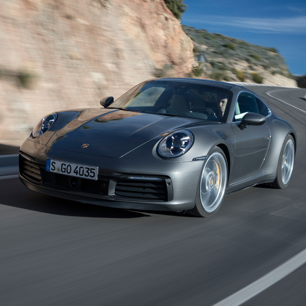 New 911 Carrera S