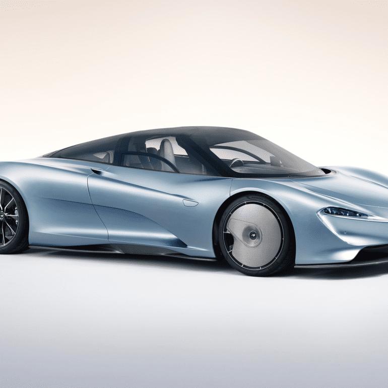 2021 Speedtail