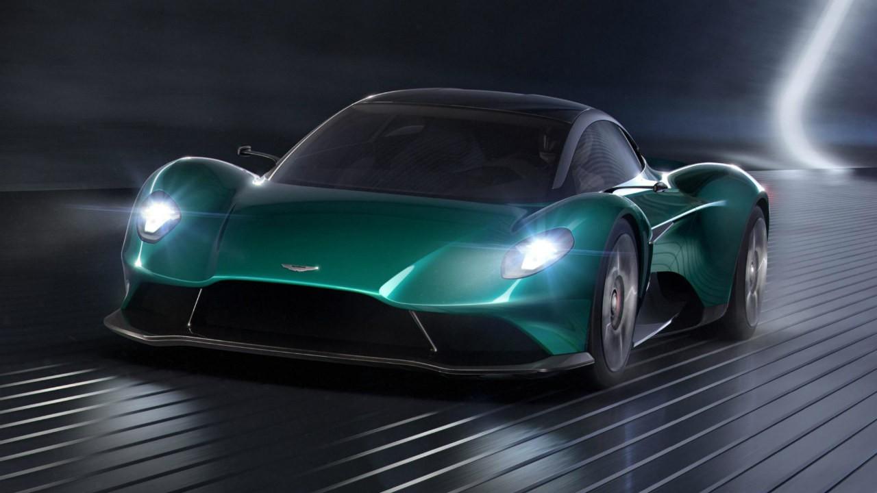 Aston Martin Vanquish New
