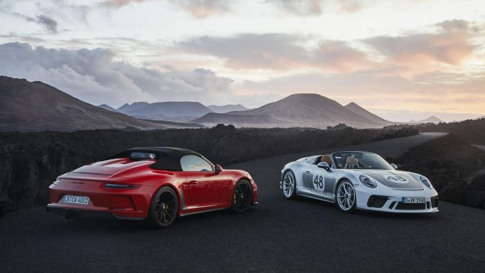 Comprehensive Guide to the 2019 Porsche 911 Speedster