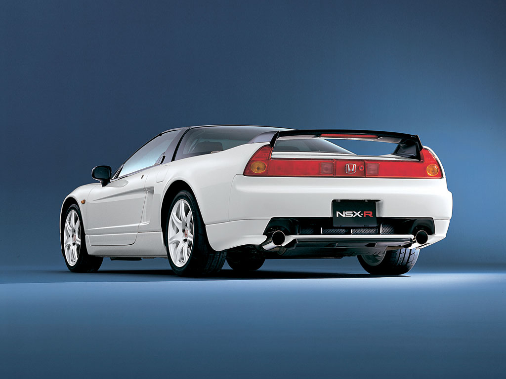 2002 Honda Nsx R History Specifications Performance