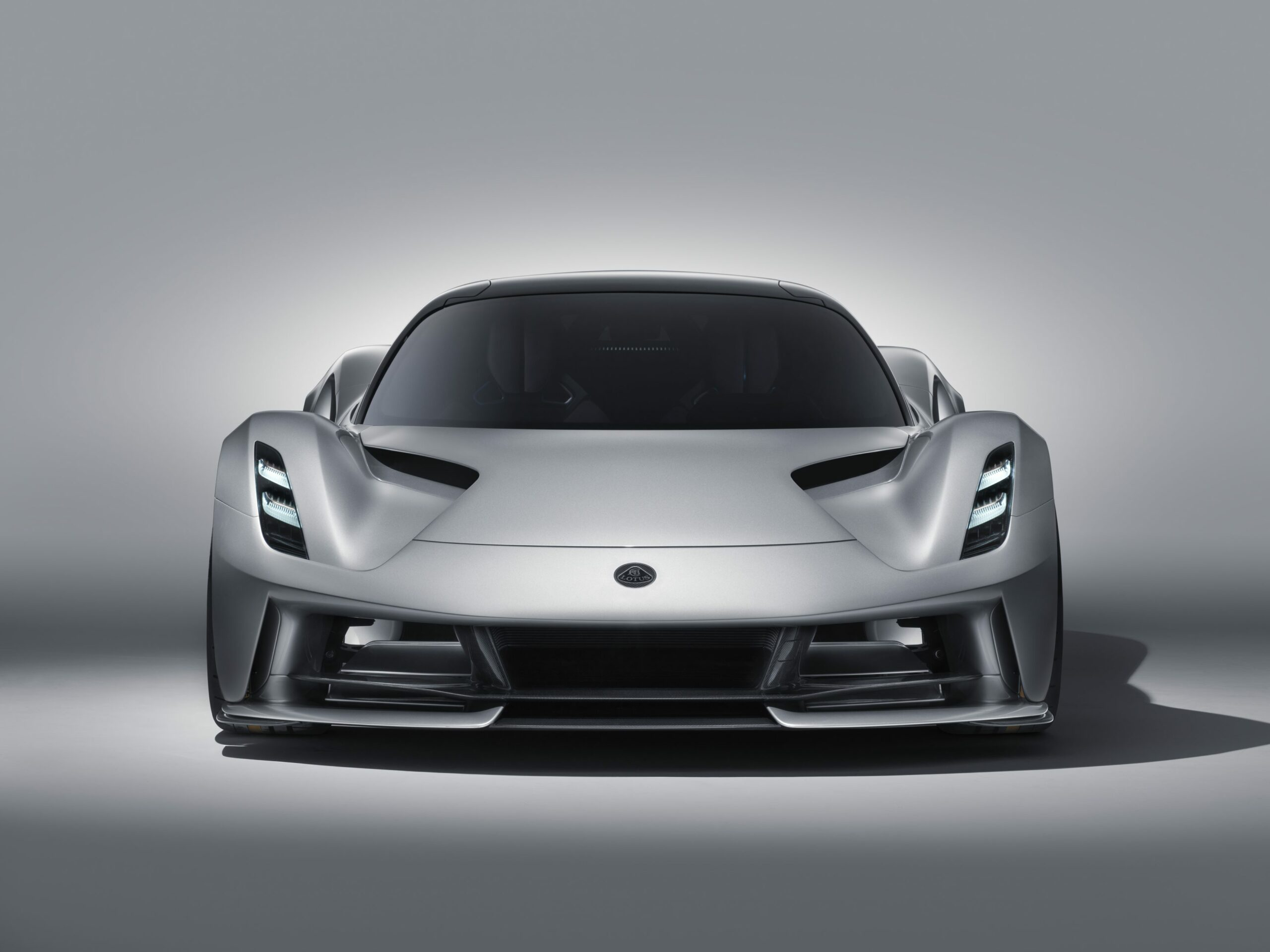 2020 Lotus Evija - Front End