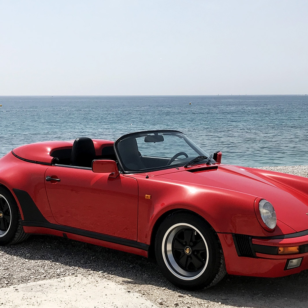 964 C2 Speedster Turbo Look