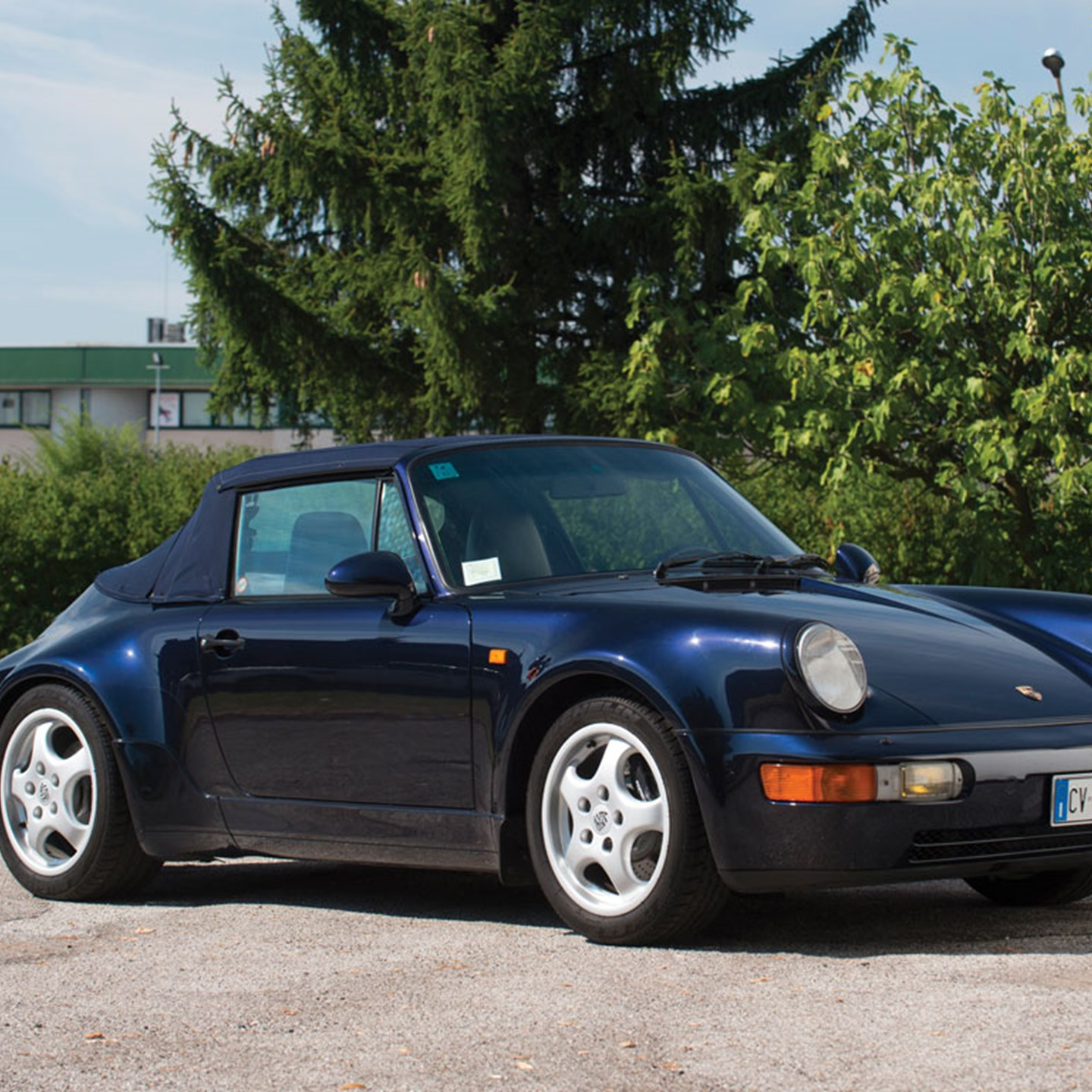 964 Carrera 2 Cabriolet (Turbo-Look)